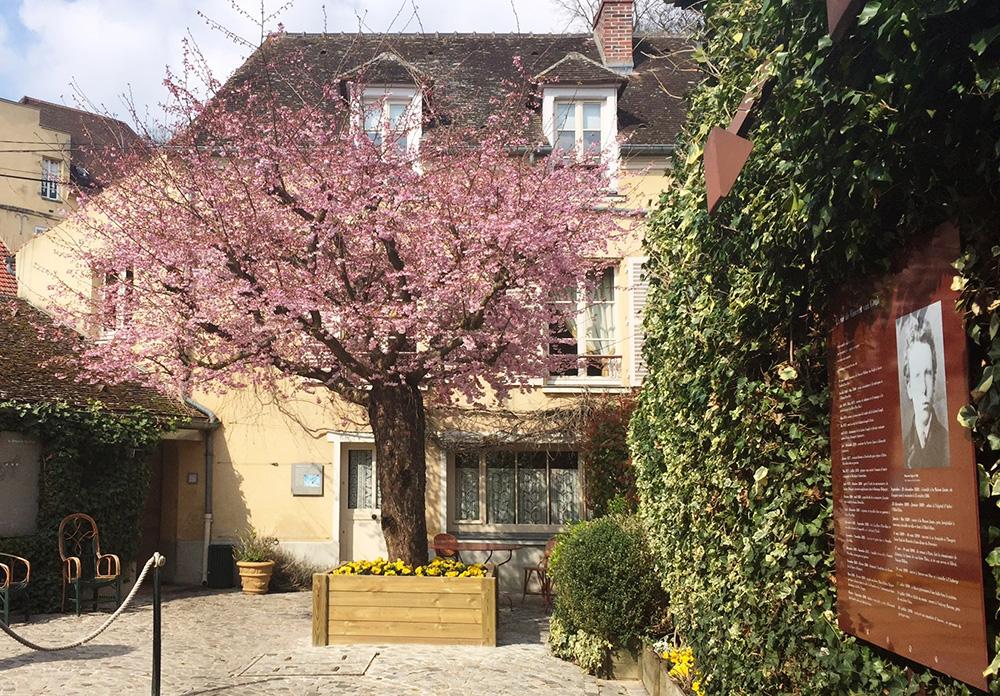Galerie photos de la maison de van gogh auvers sur oise for Auberge ravoux maison van gogh